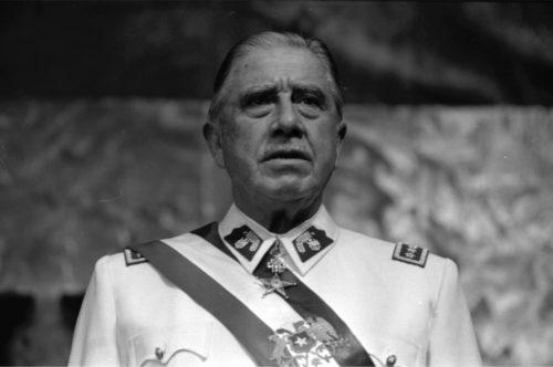 Augusto Pinochet Ugarte. 1986