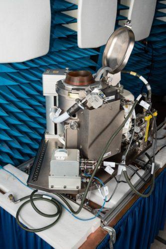 NASA's new Universal Waste Management System (UMWS).