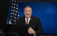 Secretary Pompeo Virtually Meets with the WSJ CEO Council 2020