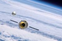 Chang'e-5 Orbiter Returner Separation