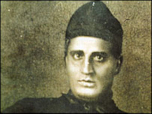 Radhanath Sikdar, the mathematician who calculated the height of Mount Everest.