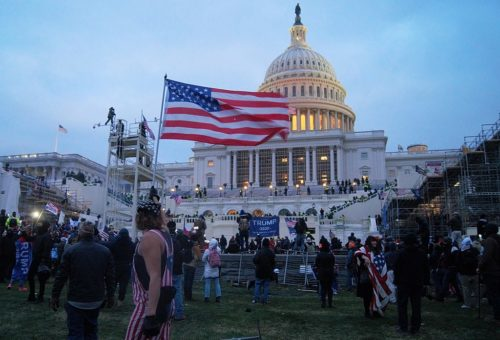 2021 storming of the United States Capitol