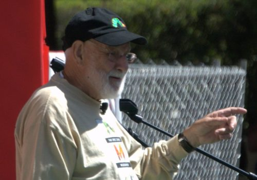 Eric Carle at the Los Angeles Times Festival of Books in 2009.