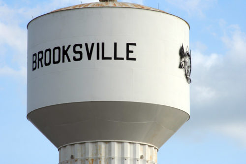 Brooksville Water Tower