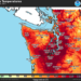 Pacific Northwest Faces Record Hot Weather