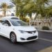 Waymo Starts First Self-Driving Taxi Service