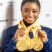 Simone Biles Sets World Record With 25 Medals